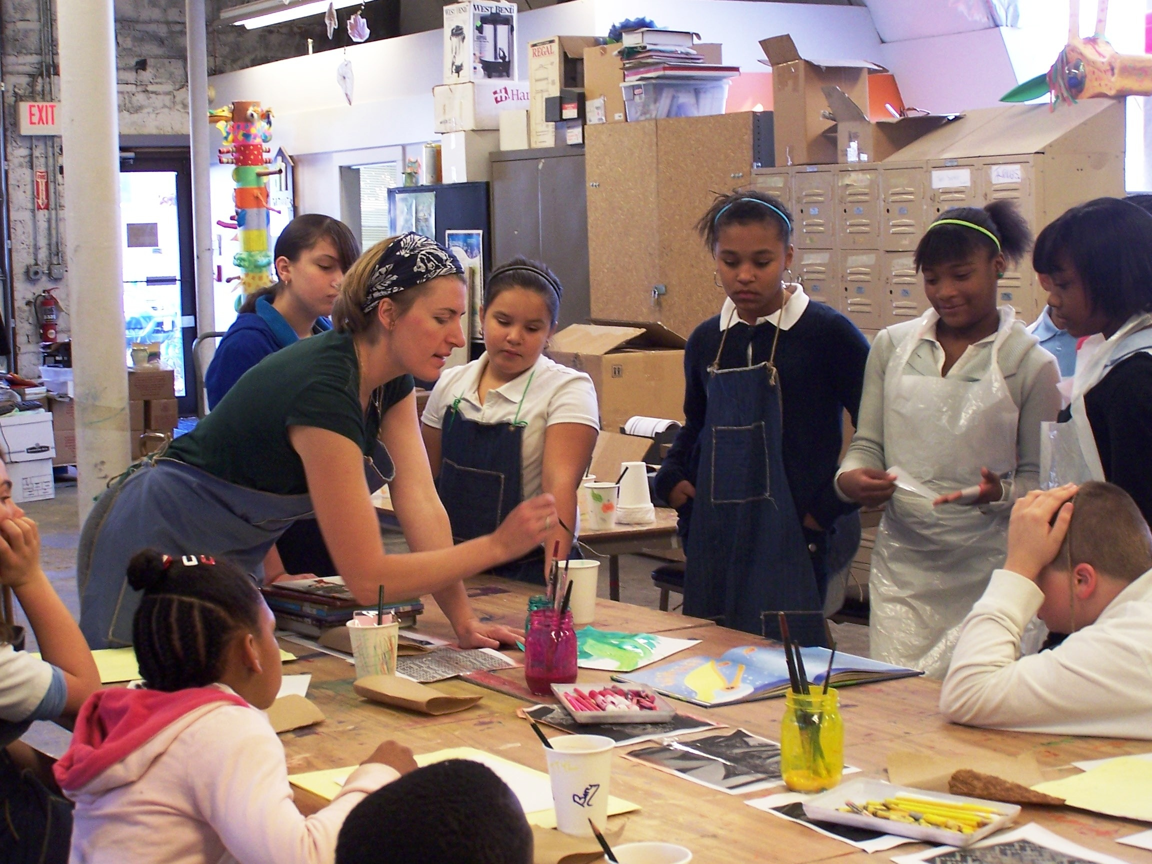 teaching art or teaching to think like an artist iconcolleges